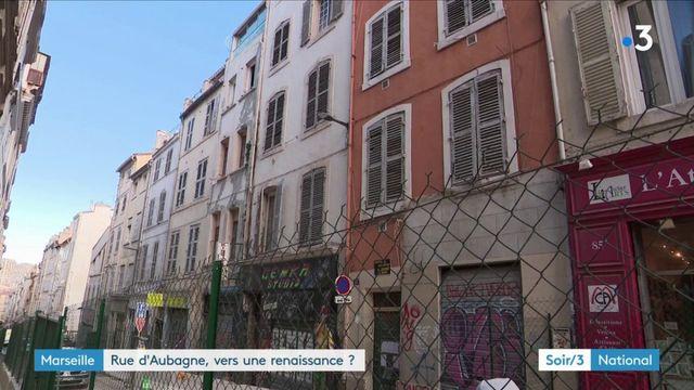 Marseille : de nouvelles évacuations quatre mois après le drame
