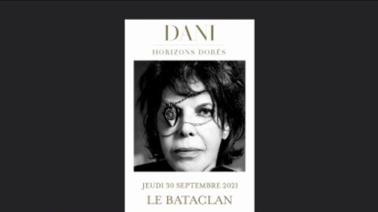 Dani a inspiré les plus grands, au cinéma, dans la musique et la photographie.Elle est l'invitée du23hdefranceinfo, mardi 15 juin. (FRANCEINFO)
