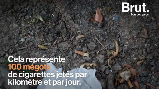 C'est une mauvaise habitude dont les Français ont du mal à se défaire. Les déchets continuent à s'entasser sur les routes.