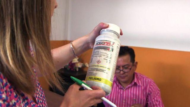"""Avocats traités : """"Envoyé spécial"""" cuisine """"Monsieur Pesticides"""" au Mexique"""