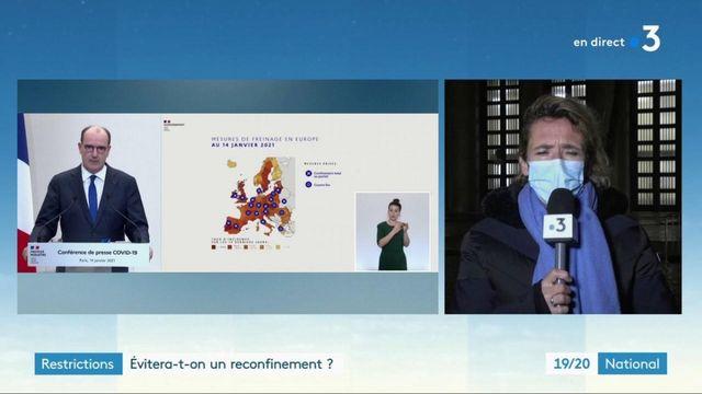 Covid-19 : Jean Castex prévient, le reconfinement reste une option si la situation s'aggrave