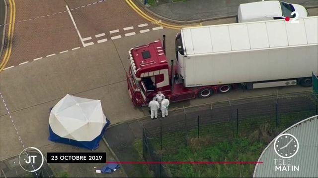 Immigration clandestine : un an après la mort de migrants vietnamiens, le procès du camion charnier s'ouvre à Londres
