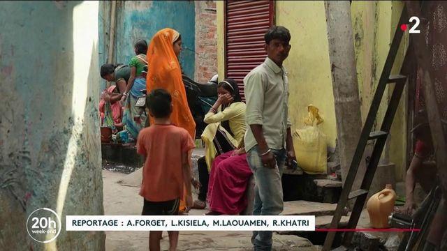 Inde : le paradoxe du Covid-19 dans les bidonvilles
