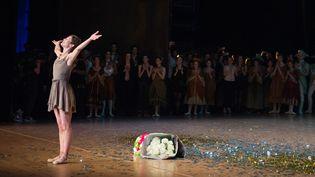 Une pluie d'étoiles pour Aurélie Dupont  (Julien Benhamou/Opéra national de Paris)