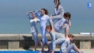 Les lycéens participent à l'opération Normandie Impressionniste  (Culturebox)