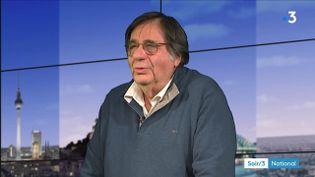 L'écrivain et cinéaste Raphaël Delpard (France 3)