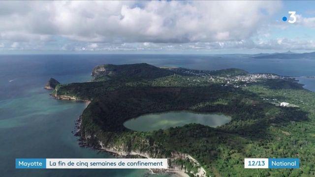 Mayotte : reprise des activités après cinq semaines de confinement