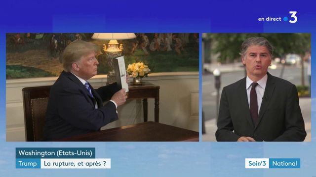 Nucléaire iranien : quelles seront les sanctions des États-Unis ?