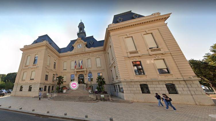 La mairie de Villefranche-sur-Saône (Auvergne-Rhône-Alpes). (GOOGLE STREET VIEW)