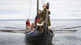 Festival viking au Danemark (2017)  (BO AMSTRUP / SCANPIX DENMARK / Scanpix Denmark/AFP)