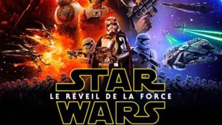 (L'affiche du Réveil de la Force © Disney)