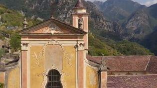 France 2 vous emmène à la découverte du monastère de Saorge (Alpes-Maritimes), aux portes du Mercantour, près de la frontière italienne. Visite guidée. (France 2)