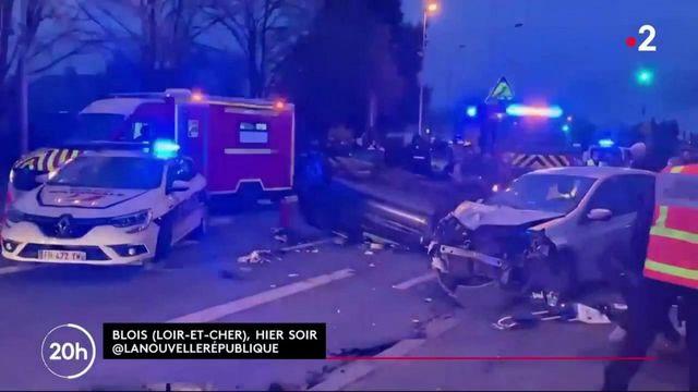 Loir-et-Cher : à Blois, une nuit de violences urbaines suite à un accident