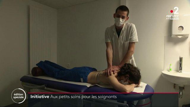 Hauts-de-Seine : un lieu de bien-être pour les soignants de l'hôpital