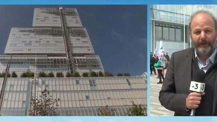 Le procès France Télécom s'ouvre lundi 6 mai à Paris. (FRANCE 3)