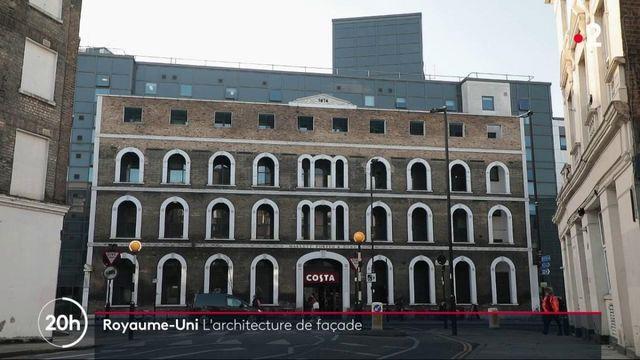 Royaume-Uni : les ratés architecturaux du façadisme
