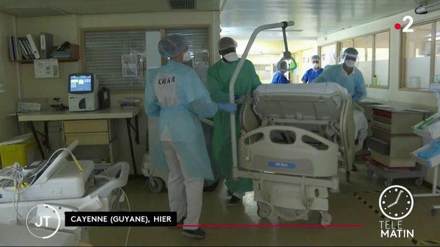 Coronavirus : le menace d'un reconfinement plane sur la Guyane