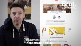 """VIDEO. """"En termes de bien-être animal, elle n'apporte rien du tout"""" : L214 lance l'alerte sur la """"filière préférence"""" de la marque Herta (BRUT)"""