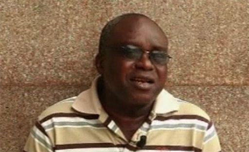 Thierry Nlandu Mayamba est analyste politique. Il est aussi professeur de lettres à l'Université de Kinshasa. (Capture d'écran/DR)
