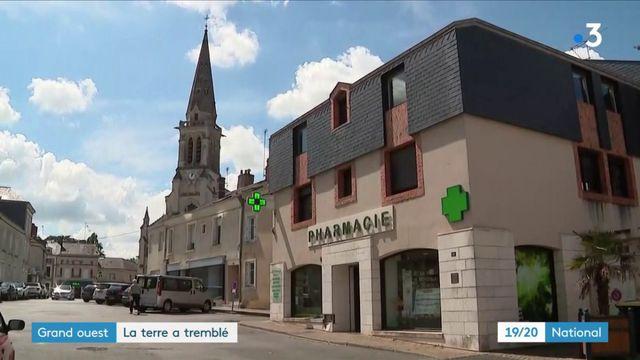 Grand Ouest : un séisme de 5,2 réveille les habitants de Nantes à Bordeaux
