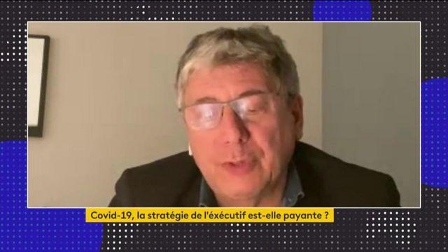 """Annonces de Jean Castex : """"Le gouvernement ne maitrise pas du tout la situation"""", déplore Éric Coquerel"""