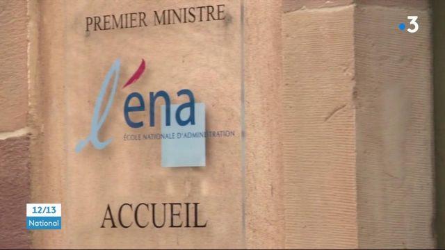 Haute fonction publique : Emmanuel Macron devrait annoncer la suppression de l'ENA