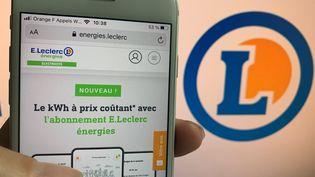 Leclerc énergies retire temporairement son offre face à la flambée des prix de l'électricité, le 15 octobre 2021 (photo d'illustration). (LP/MATTHIEU TUREL / MAXPPP)