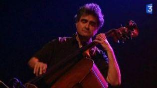 Mountain Men et Renaud Garcia-Fons à Jazz sous les pommiers  (Culturebox)