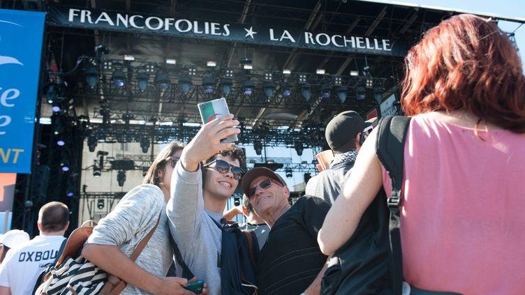 Les Francofolies de la Rochelle célèbrent cette année leur 34e édition. (MAXPPP)