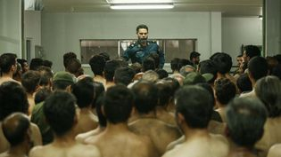 """Payman Maadi dans """"La Loi de Téhéran"""" deSaeed Roustayi (2021). (BOSHRA FILMS 2019 / WILD BUNCH)"""