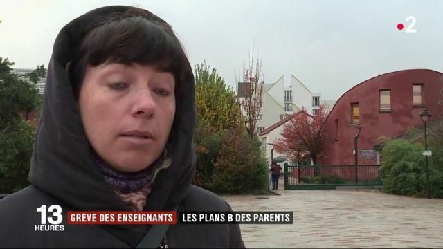 Grève des enseignants : quels plans B pour les parents d'élèves ?