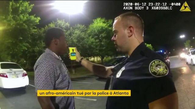 Etats-Unis : un nouvel Afro-Américain abattu par la police