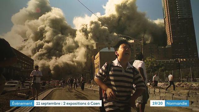 Attentats du 11 septembre : deux expositions à Caen