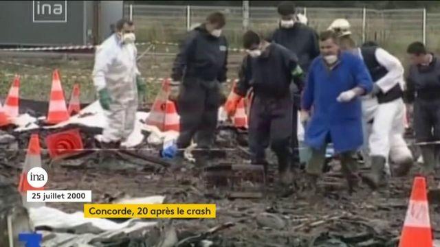 Aéronautique : crash du Concorde, 20 ans après