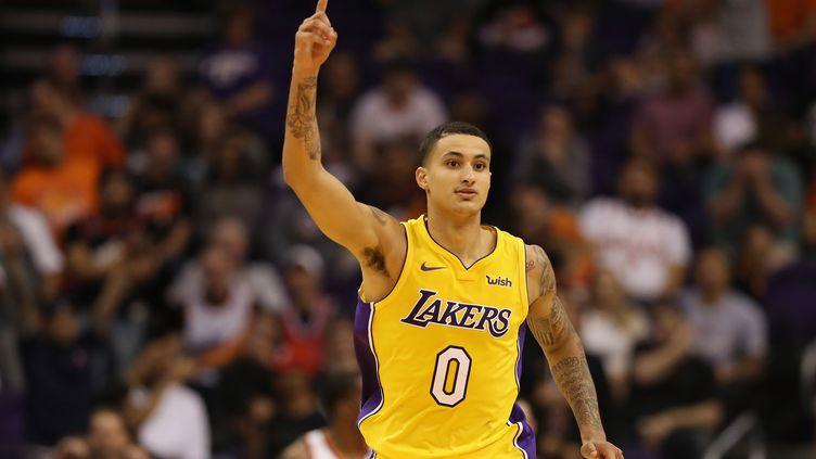 Kyle Kuzma, la révélation des Lakers (CHRISTIAN PETERSEN / GETTY IMAGES NORTH AMERICA)