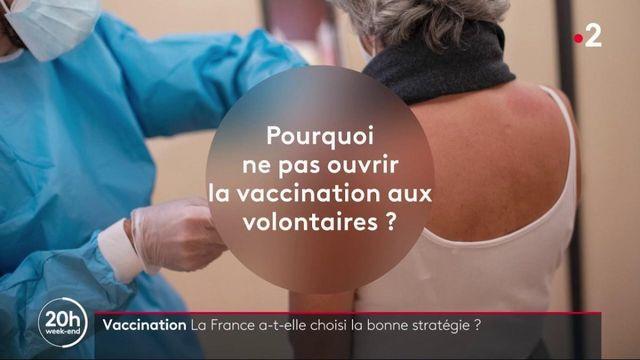 Vaccins contre le Covid-19 : quelle est la stratégie de la France ?