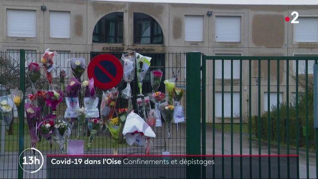 Covid-19 : confinements et dépistages dans l'Oise