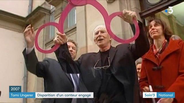 Tomi Ungerer : disparition d'un conteur engagé