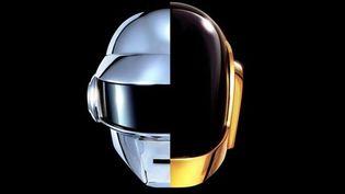 La dernière image de Daft Punk, publiée sur leur site fin février 2013.  (Columbia / Sony)