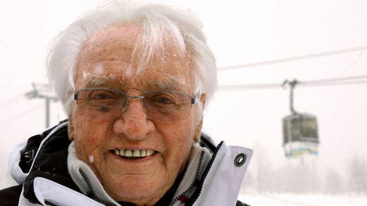 Emile Allais est décédé à l'âge de 100 ans