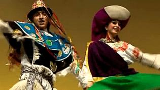 Une troupe argentine  (France 3)