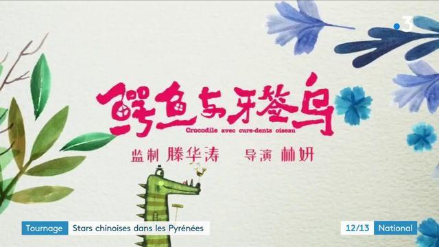 Nouvelle-Aquitaine : tournage d'une série télévisée chinoise