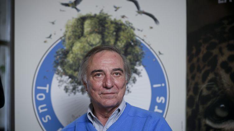 Allain Bougrain-Dubourg,le président de la LPO. (THOMAS PADILLA / MAXPPP)