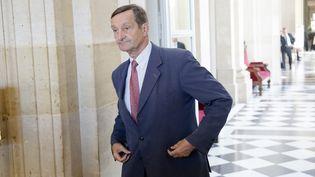 Le député socialiste Gérard Bapt à l'Assemblée nationale, à Paris, le 4 septembre 2013. (MAXPPP)