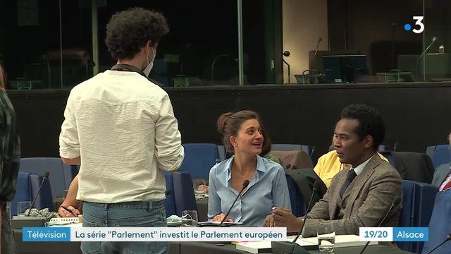 Séries : immersion sur le tournage de la saison 2 de Parlement, bientôt disponible sur France TV