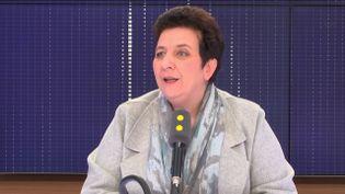 Frédérique Vidal était l'invitée de franceinfo, le 16 décembre 2017. (RADIO FRANCE/ FRANCEINFO)