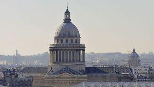 Le Panthéon, son rôle, ses personnes illustres : mission commandée par Hollande  (YVES TALENSAC / PHOTONONSTOP)