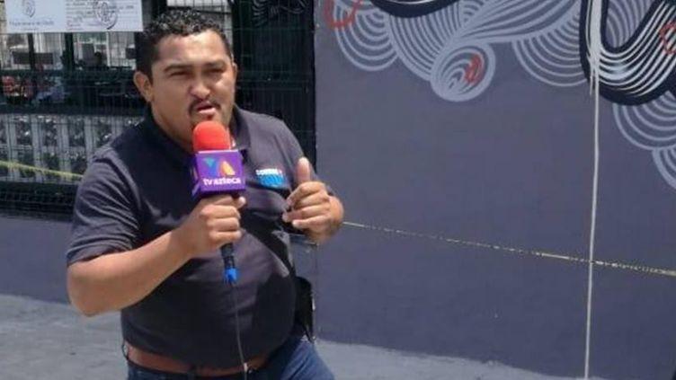Capture d'écran d'une photo de Francisco Romero Diaz, journaliste mexicain retrouvé mort le 16 mai 2019 à Playa del Carmen (Mexique). (FACEBOOK)