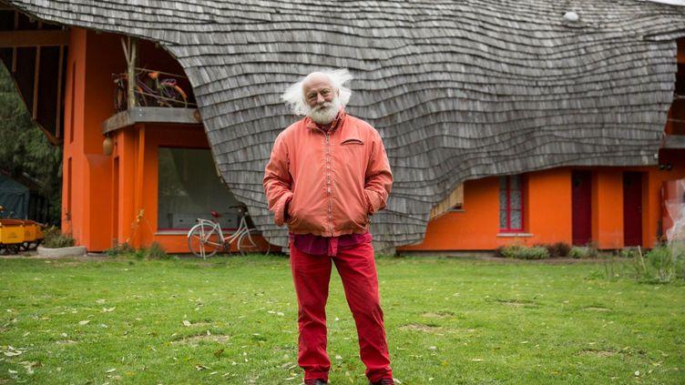 Le clown russe Slava dans sa propriété de Crécy-la-Chapelle (77) (PHOTOPQR/LE PARISIEN/MAXPPP)