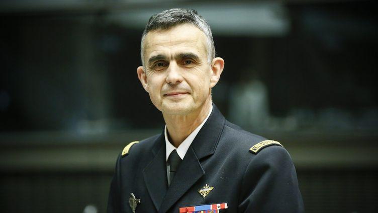 (Le général Soubelet s'était montré critique vis-à-vis de la politique pénale © MAXPPP)